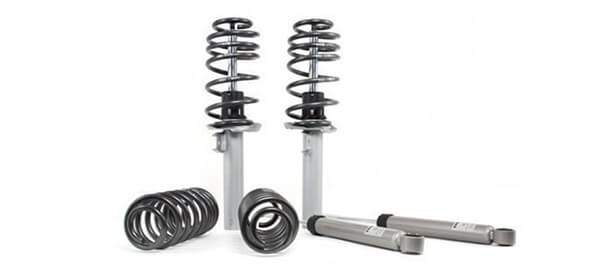 H&R CupKits sport suspension - Audi A4 B8
