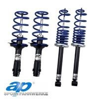 AP sport suspension - Audi A4 B6