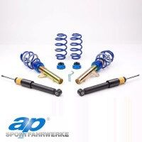 AP coilovers - Audi A4 B6