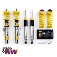 KW Street Comfort coilovers - VW Golf 6