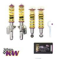 KW V3 coilovers - VW Golf 6