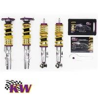 KW Clubsport coilovers - Audi A4 B6
