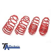 TA-Technix lowering springs - Audi A4 Type B6